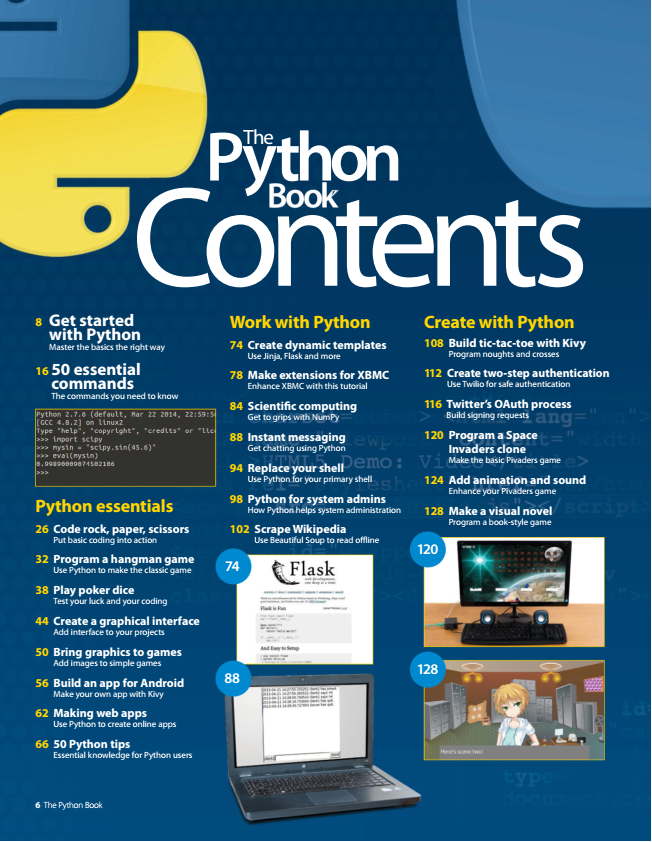 Award Winning Python Book | Beginner to Pro Level | E-Book