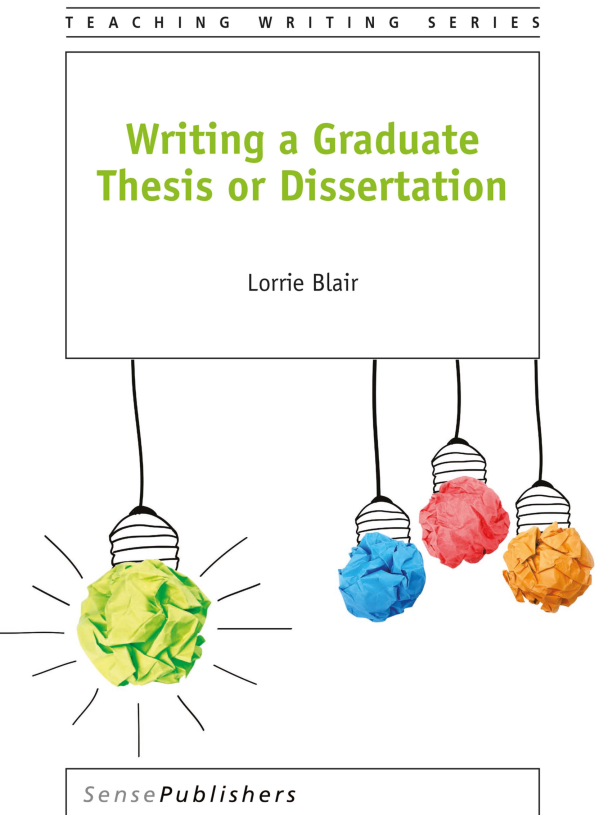 Book dissertation from